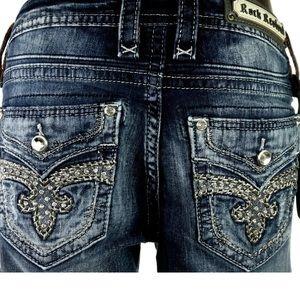 Rock Revival Kerra Easy Skinny Stretch Jeans NEW